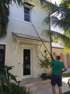 Window cleaning and Pressure washing in Delray Beach, FL by A Pane-less Solution Window Cleaning