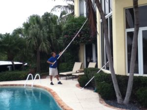 Window cleaning by A Paneless Solution in Delray Beach, Boynton Beach and Boca Raton