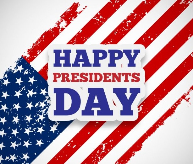Happy President's Day Weekend!